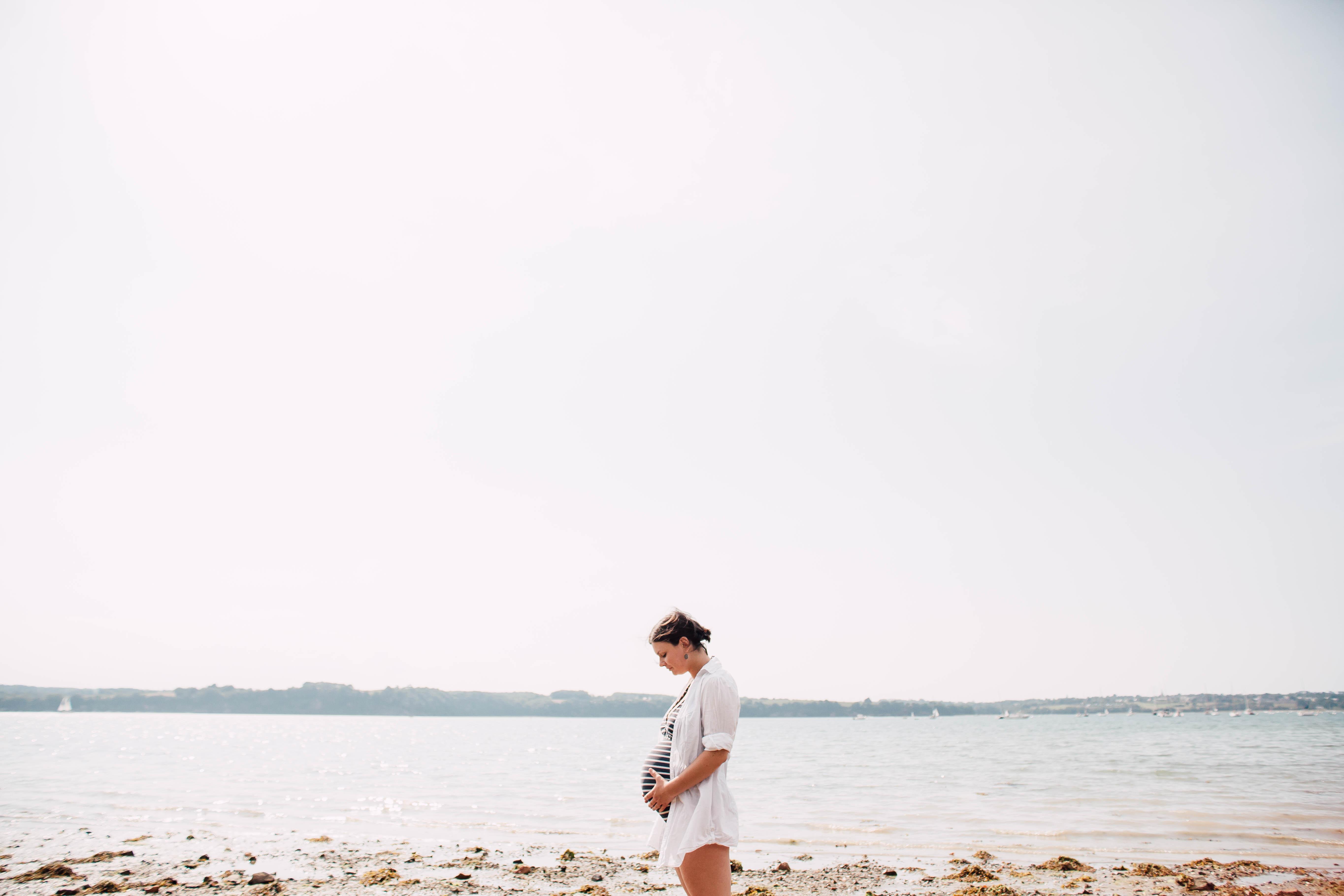 En attendant bébé | Marie + Sébastien